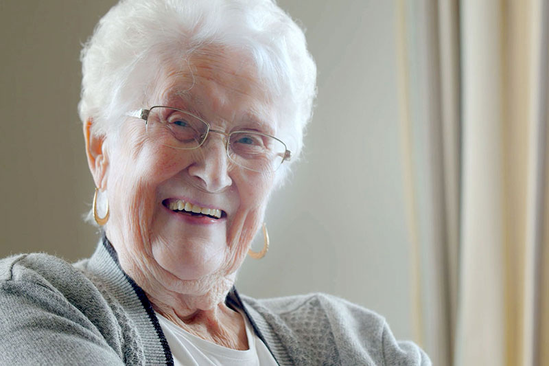 Laughing Lady Resident