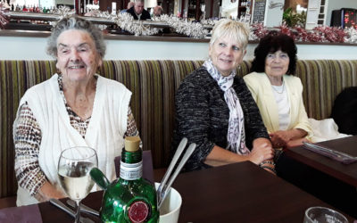 Silverpoint Court Residential Care Home residents enjoy a day out at Kings Park