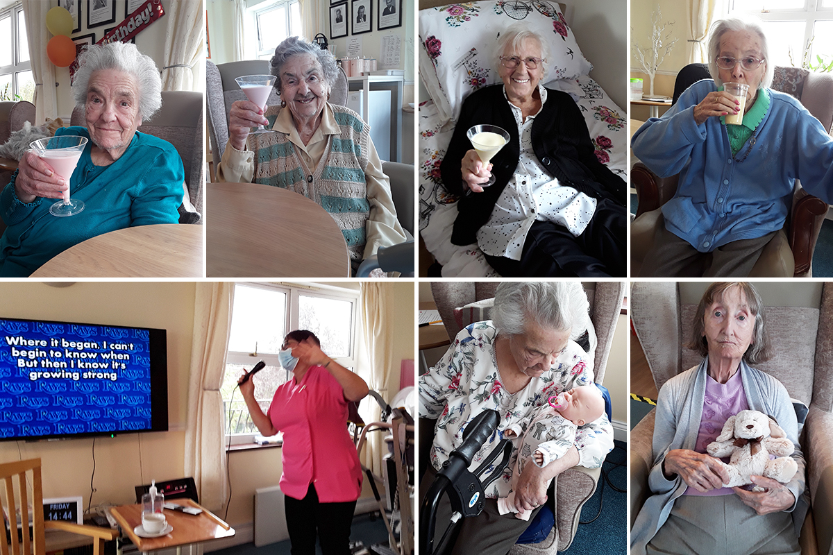 From bowling to pampering at Silverpoint Court Residential Care Home